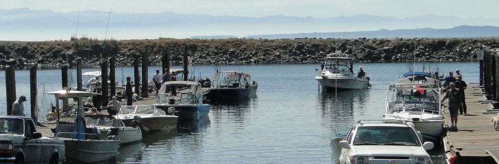 Esquimalt Anglers Association Members Annual One Day Fishing Derby